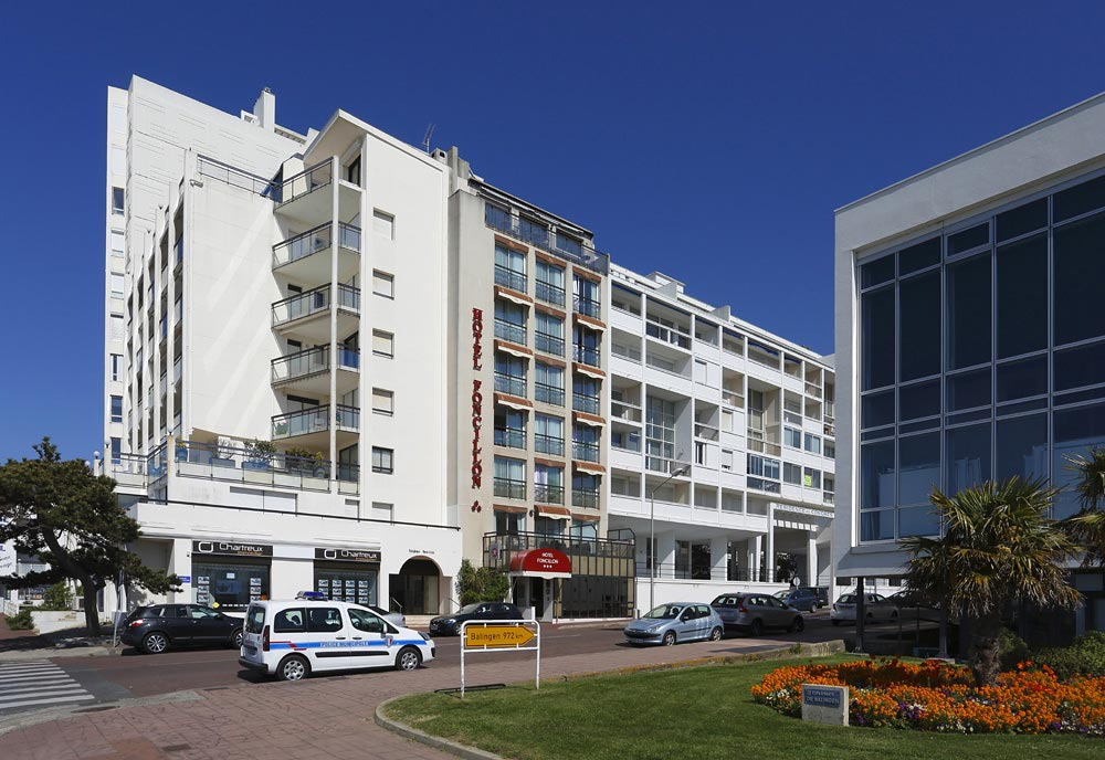 Hotel Royan Avec Parking